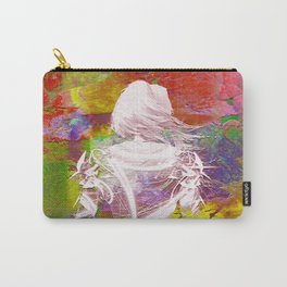 """"""" Isabelle """" Carry-All Pouch"""