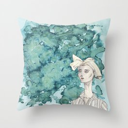 Giambattista Valli 1 Throw Pillow