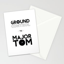Ground control Stationery Cards