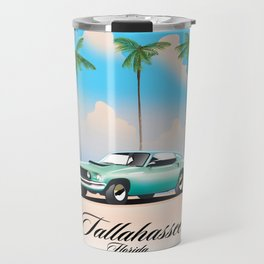 Tallahassee Florida Travel Mug