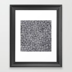 what next? Framed Art Print