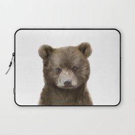 ourson, ours, Baby Animal Nursery Wall Art, Kids Room Decor-Baby Bear  Laptop Sleeve