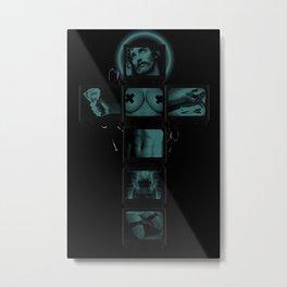 D.R.U.G.S. Metal Print