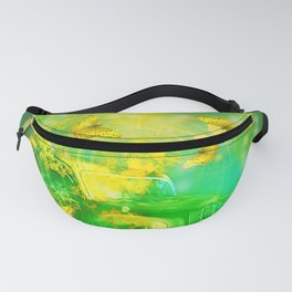 Dream wreck with butterflies Fanny Pack