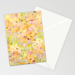 Buttercup Fields Forever Stationery Cards
