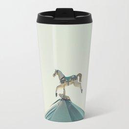 Carrousel Horse Travel Mug