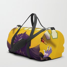 Vintage Cordial Bitter Campari 'Pagliacci' Advertisement Poster Duffle Bag