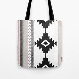 Pueblo in Pink Tote Bag