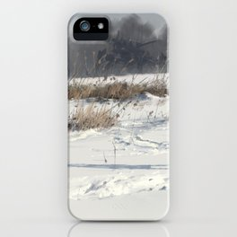 1920 - it's time to back home iPhone Case