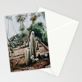 Cactus Garden 1 Stationery Cards