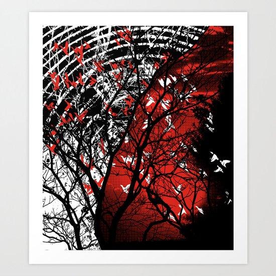 New Dimension Art Print