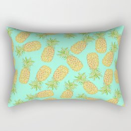 Pineapple of My Eye  Rectangular Pillow