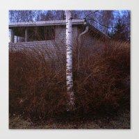 finland Canvas Prints featuring Espoo, Finland  by Go Ask Weyprecht