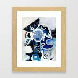 Juneau Framed Art Print