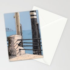 Baveno Dock, Northern Italy Stationery Cards