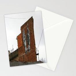 Chains Be Free. Lord Rescue Me Stationery Cards