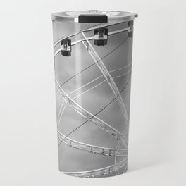 Shattered Ferris Wheel Travel Mug
