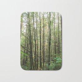 Forest Sunrise Bath Mat