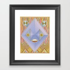 Unalterable Framed Art Print
