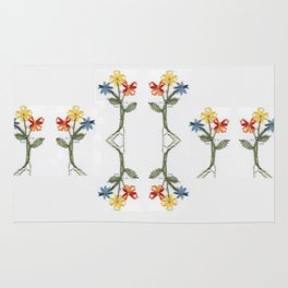 Fleurettes Rug