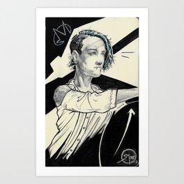 010 Dwam2 Art Print