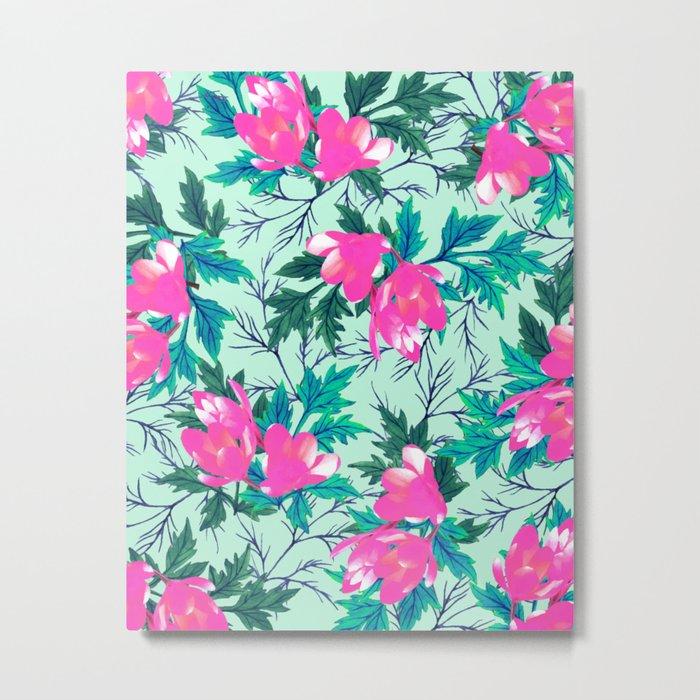 Summer Garden #society6 #decor #buyart Metal Print