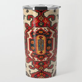 Ferahan  Antique West Persian Rug Print Travel Mug