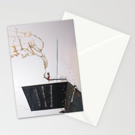 Do you feel?...the invisible to the eyes Stationery Cards