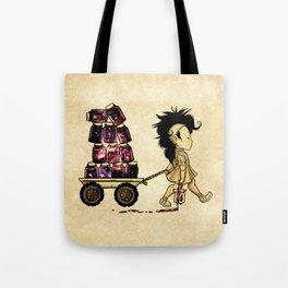 Hazy Cosmic Keepsakes Tote Bag