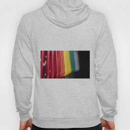 Clips of color Hoody