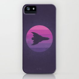 Faster Than Light - Stealth Cruiser iPhone Case
