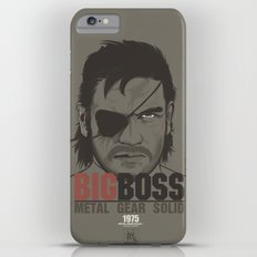 Metal Gear Solid V: Ground Zeroes Slim Case iPhone 6 Plus