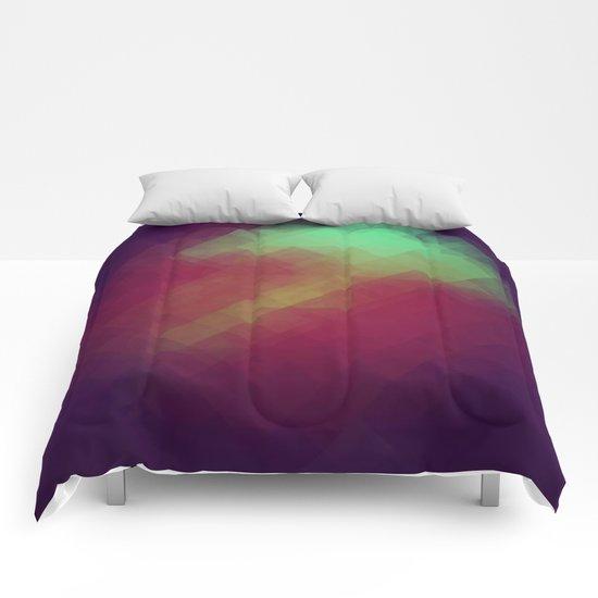 Jelly Pixel Comforters