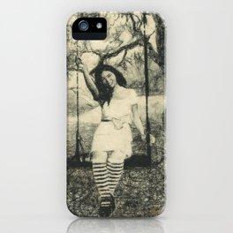 Swingin' iPhone Case
