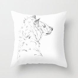 Matriarch Throw Pillow
