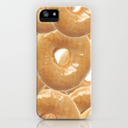 Glazed Donut iPhone Case