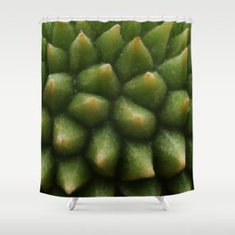 BABY DURIAN  Shower Curtain