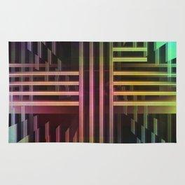 Avantgarde colored Rug