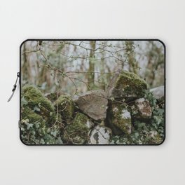 When Abounding Hedges Ring Laptop Sleeve
