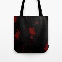Blood Tote Bag