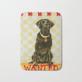 Wanted Bath Mat