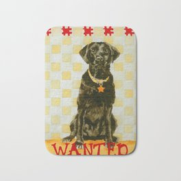 Wanted Bath Mat