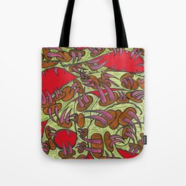 These Are The Thorns of Our Lives! Tote Bag