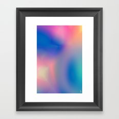 Angel's Breath Framed Art Print