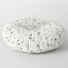 Watercolour Sheep Floor Pillow