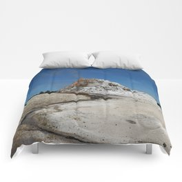 White Dome Comforters