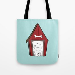 Home Sweet Great Pyrenees Home Tote Bag
