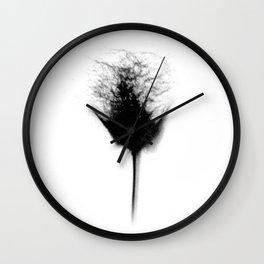Sex Flower 2 Wall Clock