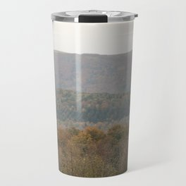 Fall colors in the French mountains Travel Mug