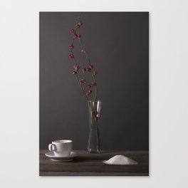 Sugar Still Canvas Print